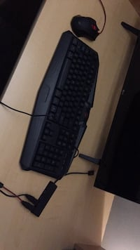 Red dragon s101 keyboard and mouse Oakville, L6H 4S2