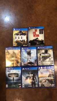PS4 Games San Antonio, 78233