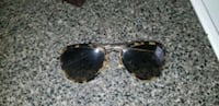 black framed Ray-Ban aviator sunglasses Capitol Heights, 20743