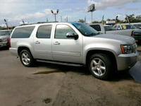 2012 Chevrolet Suburban Houston
