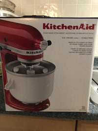 Kitchenaid  Ice cream Maker  East Patchogue, 11772