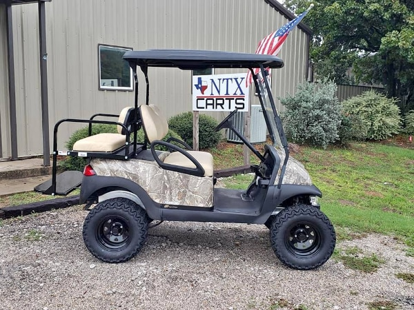 Used Camo Club Car Precedent For Sale In Aubrey Letgo
