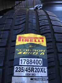 Firelli Scorpion Zero A tire Clifton, 07013