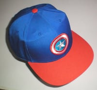 Marvel Captain America Adjustabel Snap Back Cap