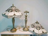 Two Tiffany Style Lamps Miami, 33137