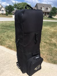 Purdue Belding Traveling Golf Bag