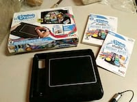 Wii U Draw Instant Artist game tablet and game Los Lunas, 87031