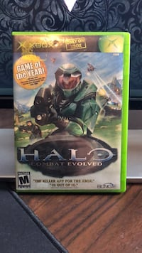 Halo combat evolved for xbox Kitchener, N2A 2P1