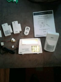 DEFIANT WIRELESS HOME SECURITY SYSTEM