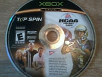 Xbox 360 game disc Hedgesville