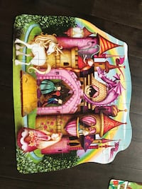 Puzzles for kids lot  Toronto, M9A 0A1