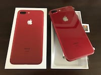 Produkt Red iPhone 7 Plus mit Box null