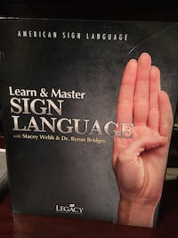 Learn and master sign language book Gerrardstown, 25420