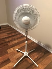 white and gray pedestal fan Harker Heights, 76548