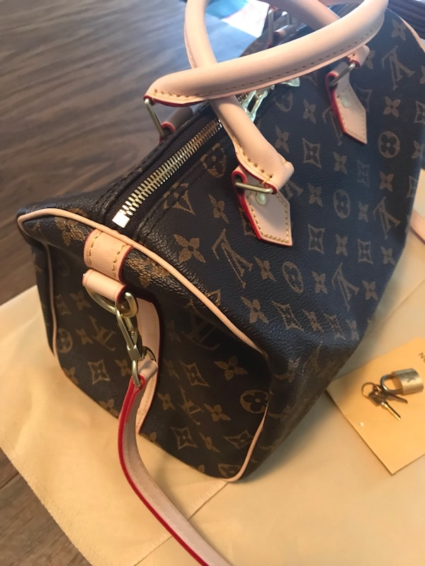 29cea6ada88d Used louis vuitton speedy 30 for sale in Richardson - letgo