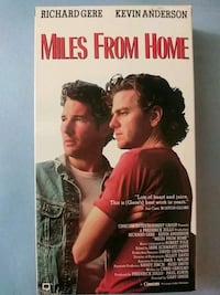 Miles From Home vhs