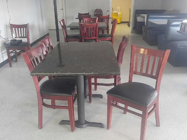 Restaurant Tables For Sale >> Restaurant Tables And Chairs