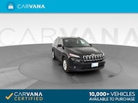2015 Jeep Cherokee suv Latitude Sport Utility 4D Black <br /> Fort Myers