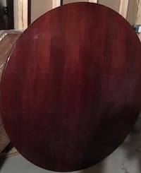 Mahogany Table top Laval