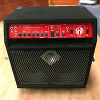 Used SWR Red Head Bass Amp West Columbia, 29170