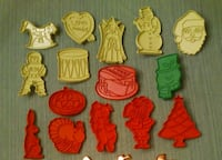 Vintage Cookie Cutters  West Springfield
