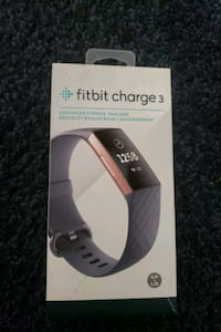 New Fitbit Charger 3