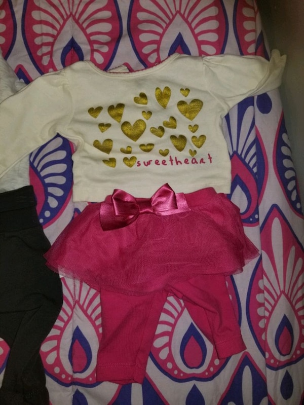 Baby girl outfits Newborn and 0-3 months  bf944382-ff8d-4138-827b-f56fc9b800a4