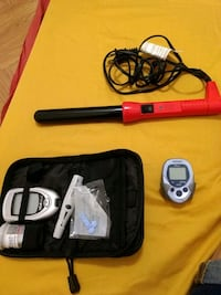Hair curling, glucose reader, and step counter Annandale, 22003