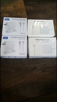 New MacBook/MacBook Air Chargers Clarksville, 37043