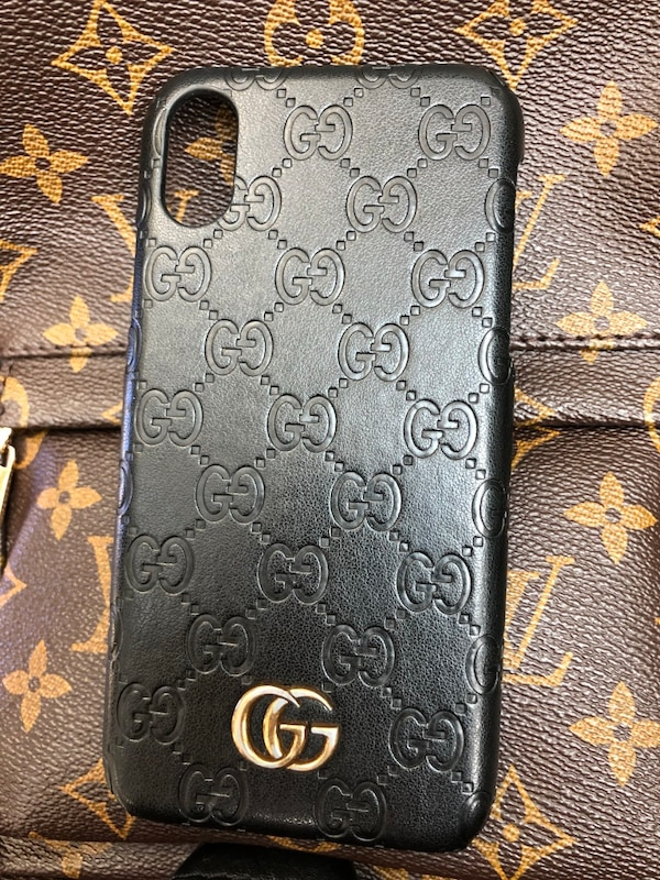 sale retailer 931f3 d5def Gucci iPhone X case