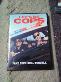 Let's Be Cops DVD Lake Mills, 53551