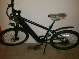 Nakto 26: 300W Electric Mountain Bike