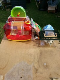 Hampster cage and accessories Corryton, 37721