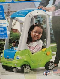 Step 2 Easy Turn Coupe Toy Car