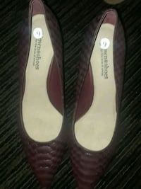 Brand new yown and shoes never used size9 Edmonton, T5C 3E5