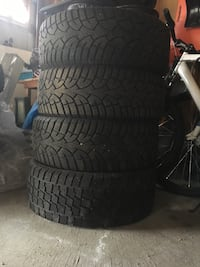 Four winter tires - used on Elantra GT Innisfil, L9S 2A7