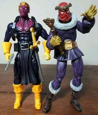 Baron Zemo Action Figure Toy Lot marvel comics Marietta, 30062
