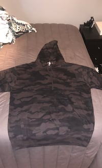 Black and a Grey Camo Sweatshirt  York, 17402