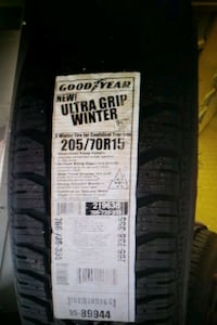 5 almost new tires/four almost new rims, with TPS Baltimore, 21230