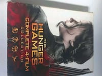 THE HUNGER GAMES COMPLETE 4-FILM COLLECTION Silver Spring, 20907