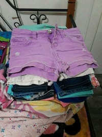 Girls size 10 assorted shorts Ogden, 84403