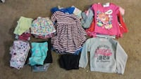 Girls clothes size 4 Kerrville, 78028