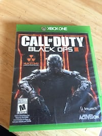 Call of Duty Black Ops 3 Xbox One Montréal, H1X 1N2