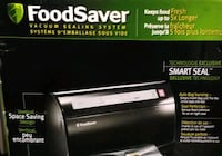 foodsaver V3460 new open box  Vancouver