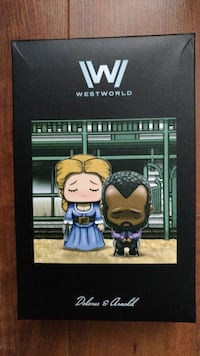 Collectible Westworld Diorama
