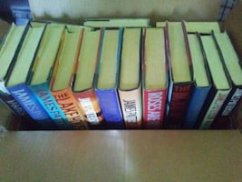 15 James Patterson book collection