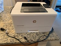 HP printer & ink cartridge