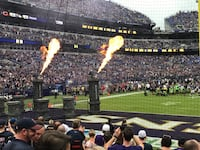 Ravens vs. Bengals - 2 or 4 Lower Level Tickets - Well Below Face Value 53 mi
