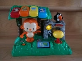 jungle toy (french version)