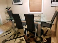 Dining set with 5 chairs Stony Point, 10980
